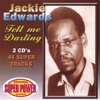 Jackie Edwards | Tell me Darling