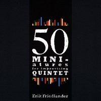 Erik Friedlander | Fifty