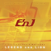Eijiro Nakagawa   & Jim Pugh | Legend and Lion