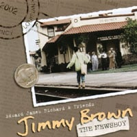 Edward James Richard | Jimmy Brown The Newsboy