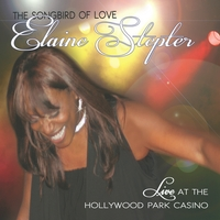 Elaine Stepter | Live At the Hollywood Park Casino