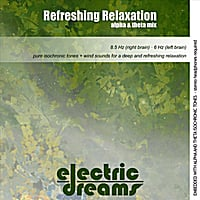 Electric Dreams | Refreshing Relaxation: Alpha & Theta Mix