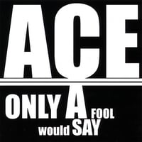 Ace | Only A Fool Would Say