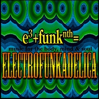 Electrofunkadelica | e3+FUNKnth= music for the body, mind & soul