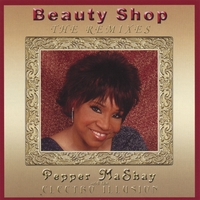 Pepper MaShay and the Electroillusion | Beauty Shop - The Remixes