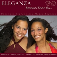 Eleganza | Because I Knew You