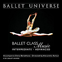Elena  Baliakhova | Ballet Class Music Intermediate/Advanced Directed By A.Koltun