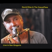 David Elias & The CasualTees | Live in San Gregorio