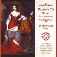 Elizabeth C.D. Brown | In Her Honor, Vol. 1
