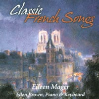 Eileen Mager | Classic French Songs
