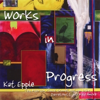Kat Epple, Chuck Grinnell, Ted Myerson, Nathan Dyke, Darrell Nutt, & Miko Amore | Works in Progress
