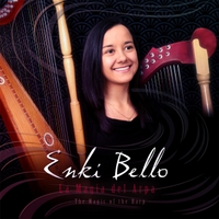 Enki Bello | The Magic of the Harp