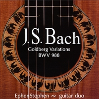EphenStephen | Goldberg Variations BWV 988