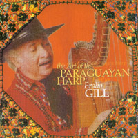 Eralio Gill | The Art of the Paraguayan Harp