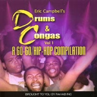 Eric Campbell | Eric Campbell's Drums & Congas Vol 1