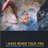 Erik Ian Walker & Marit Brook-Kothlow | I Have Never Told You