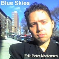 Erik-Peter Mortensen | Blue Skies
