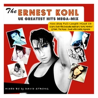 Ernest Kohl | The Ernest Kohl UK Greatest Hits Megamix (By DJ David Strong)