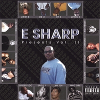 E Sharp | E Sharp Presents vol. II