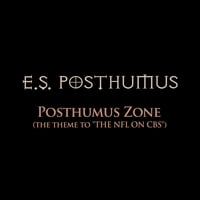 E.S. Posthumus | Posthumus Zone (The Theme to The NFL On CBS)