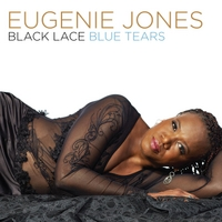 Eugenie Jones | Black Lace Blue Tears