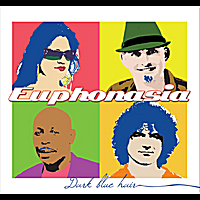 Euphonasia | Dark Blue Hair