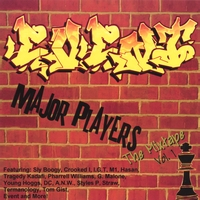 EVENT | Major Players: The Mixtape Vol.1