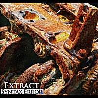 Extract | Syntaxerror
