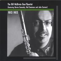 The Bill McBirnie Duo/Quartet | Paco Paco
