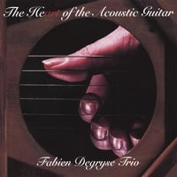 Fabien Degryse trio | The Heart of the Acoustic Guitar