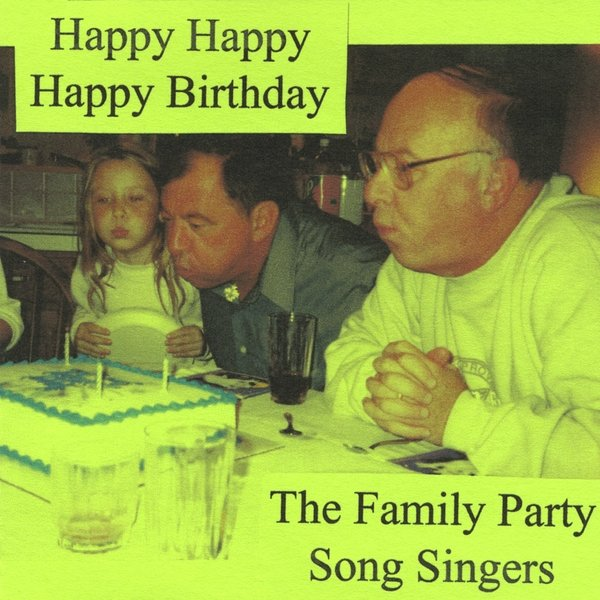 The Family Party Song Singers