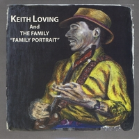 Keith Loving and the Family | Family Portrait