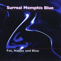 Fat,  Happy and Blue | Surreal Memphis Blue