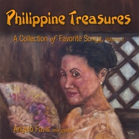 Angelo Favis | Philippine Treasures - A Collection of Favorite Songs, Vol. 2