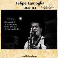 Felipe Lamoglia | Felipe Lamoglia Quintet Live