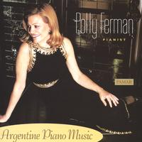 Polly Ferman | Argentine Piano Music