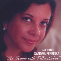 Sandra Ferreira | At Home with Villa-Lobos