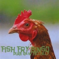 Fish Fry Bingo | Pure Raw Hillbilly