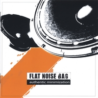 Flat Noise Bag | Authentic Minimization