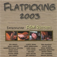 Various Artist | Flatpicking 2003