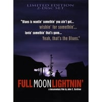 Floyd Lee Band | Full Moon Lightnin' DVD/CD