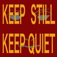 Flying Club | Keep Still, Keep Quiet