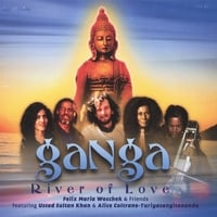 Felix Maria Woschek & Ustad Sultan Khan | Ganga - River of Love