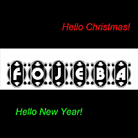 FOJEBA | Hello Christmas! Hello New Year! r2
