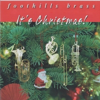 Foothills Brass Quintet | It's Christmas!