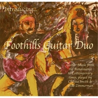 Foothills Guitar Duo | Introducing Foothills Guitar Duo