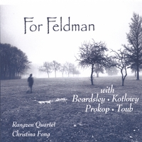 Various Artists | For Feldman