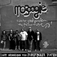 Fortunate Youth | Moboogie Loft Sessions With Fortunate Youth