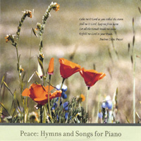Francia McNally | Peace: Hymns and Songs For Piano