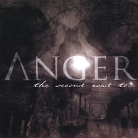 Anger | The Second Road To